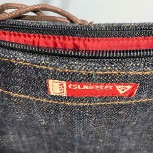 Guess Bags - Guess Vintage Denim Purse
